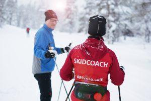Skidcoachning